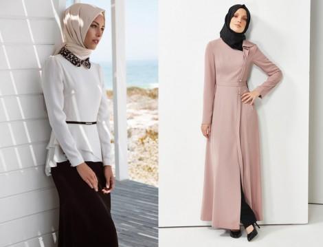 Tesettür Giyim Önerileri 2014
