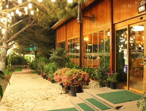 İftar Mekanları Çamlı Bahçe Restaurant