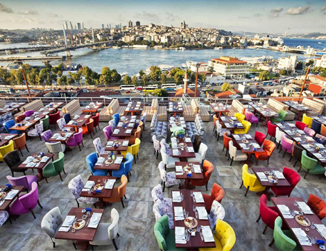 İstanbul İftar Mekanları 2014