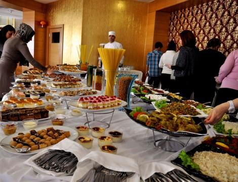 İstanbul Sahur Mekanları 2014 Pinhan Restaurant