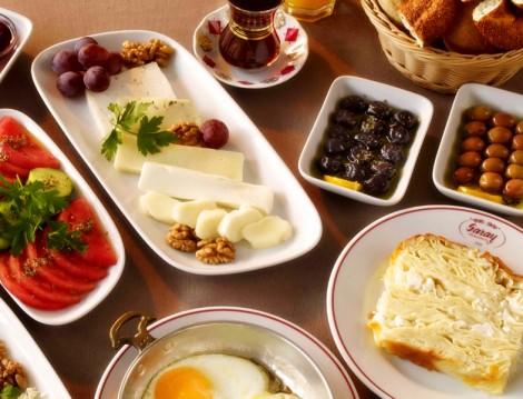 İstanbul Sahur Mekanları 2014 Saray Restaurant