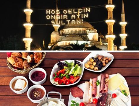 İstanbul Sahur Mekanları 2014
