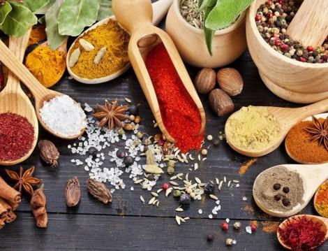 Şifa Kaynağı baharatlar ve Faydaları