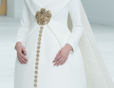 Chanel Haute Couture 2014-2015 Koleksiyonu