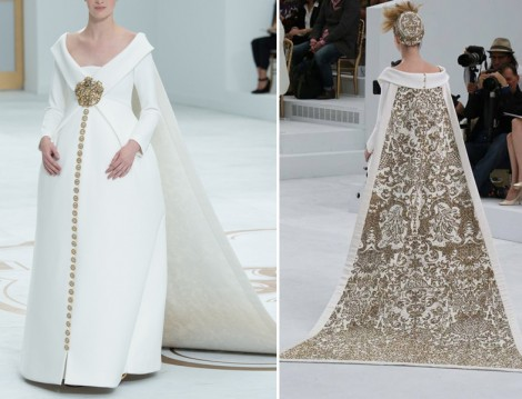 Chanel 2014 Fall Couture Koleksiyonu
