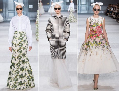 Giambattista Valli 2014 Sonbahar Couture