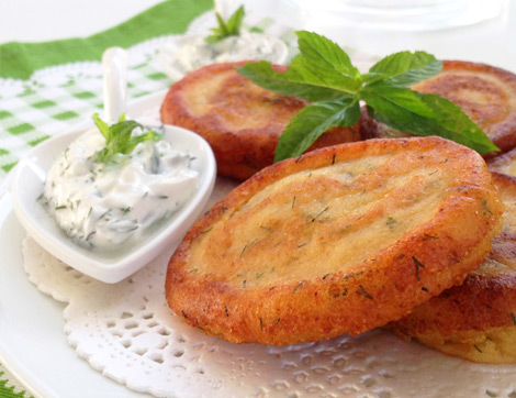 Pratik Bir Lezzet: Patatesli Kabak Köftesi