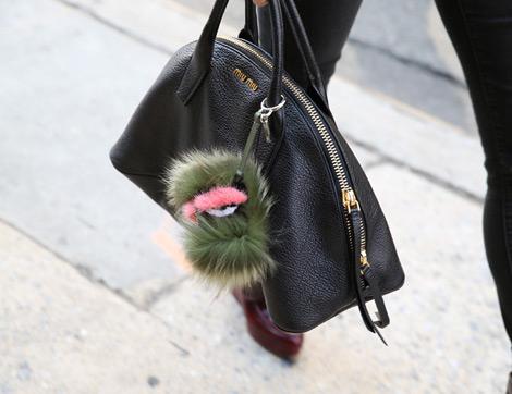Çantalarınızı Süslemeye Ne Dersiniz?