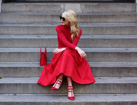 Özel Günlerin Kurtarıcısı Valentino Rockstud Ayakkabılar