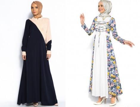 A Kesim Elbise Modelleri