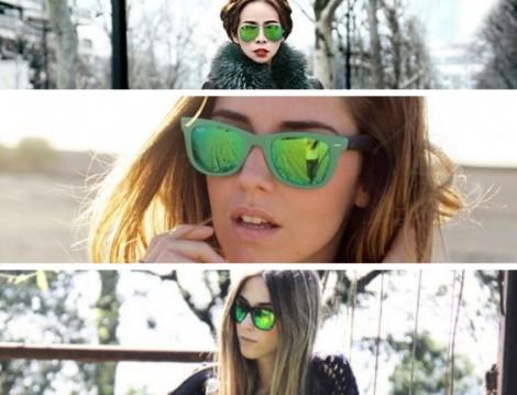 Aynalı Güneş Gözlükleri