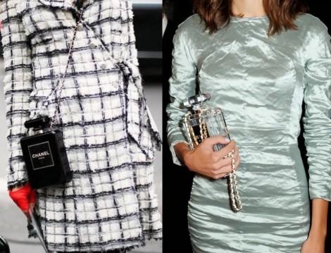 Chanel Parfüm Şişesi Çanta Modelleri