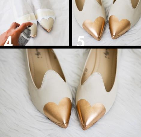 Eski Ayakkabılara Yepyeni Görünüm