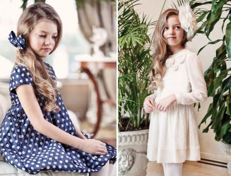 Kız Çocuk Abiye Modelleri 2014