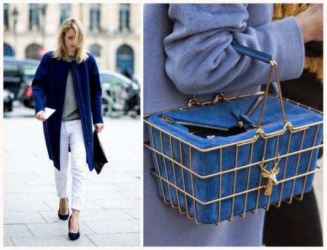 Mavi Ayakkabı ve Çanta Modelleri