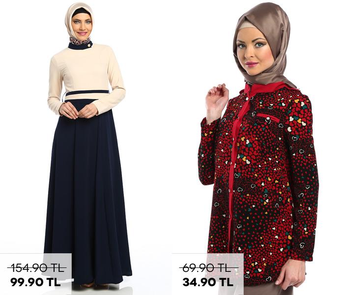 Salaş Tunik Modelleri - Tozlu Giyim , Armine , Alvina ve