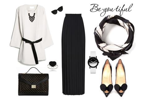Siyah ve Beyazın Eskimeyen Modası