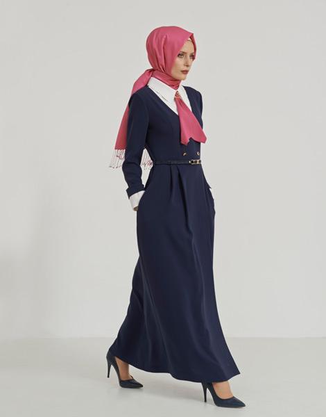Tesettür Giyimde Dış Giyimin Önemi