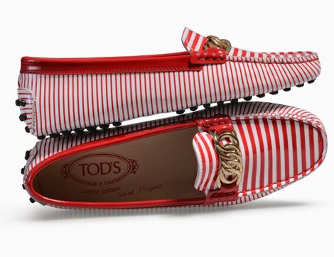 Tod's Markasından Gommino Ayakkabı Modeli