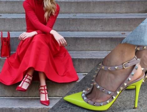 Valentino Rockstod Ayakkabı Modelleri