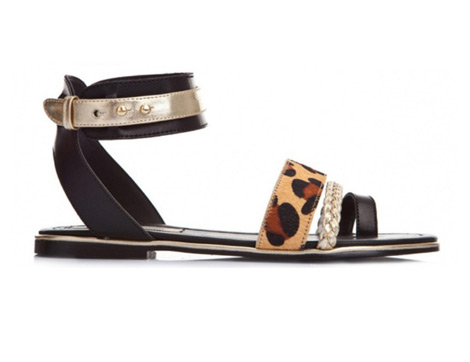 Yazın En Güzel Sandalet Modelleri