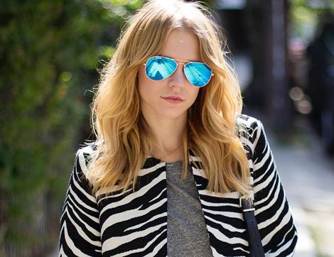 Yaz Bitmeden Kullanın, Aynalı Güneş Gözlükleri!