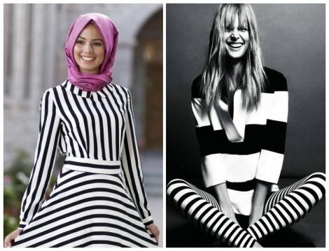 Yazlık Tesettür Elbise Modelleri (3)