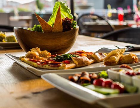 Anadolu Yakası'nın Yeni Gözdesi: Merdiven Cafe & Restaurant