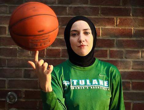 Başörtülü Kadınlar Her Sporu Yapabilmeli