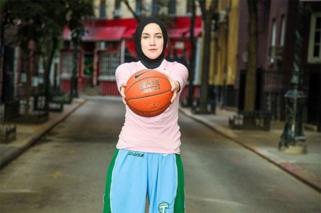 Başörtülü Basketçiler