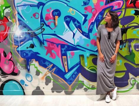 Duvarların Dili Graffiti  Sokak Sanatı
