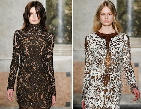 Emilio Pucci 2014-2015 Sonbahar Kış Koleksiyonu