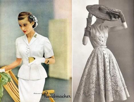 Geçmişten Günümüze Moda ve Vintage Kıyafeteler
