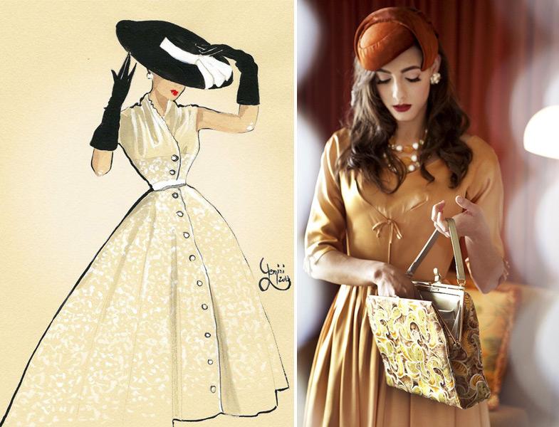 vintage moda