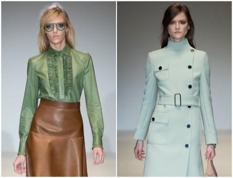 Gucci 2014-2015 Sonbahar Kış Koleksiyonu