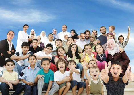 Kalabalık Aile