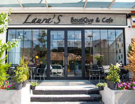 İstanbul'da Kadınlara Özel Cafe&Butik Açıldı!