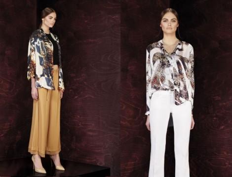 Piamente 2014 Tesettüre Uygun Elbise Modelleri