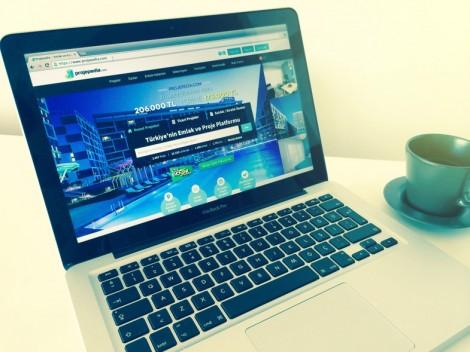 Projepedia.com Türkiye'nin Emlak Platformu