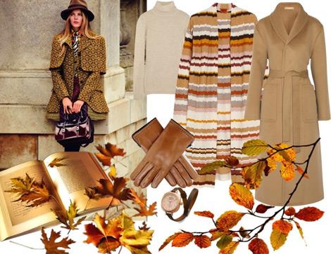 Sonbaharın Hüznü Kıyafetlerinize Yansır