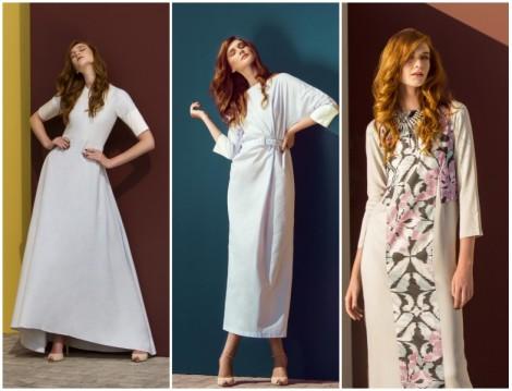 Tesettür Uzun Elbise Modelleri Sotra
