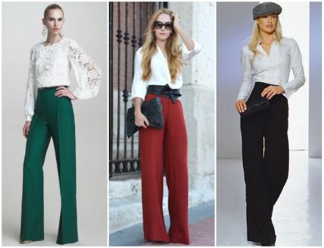 Yüksel Bel Pantolonlar
