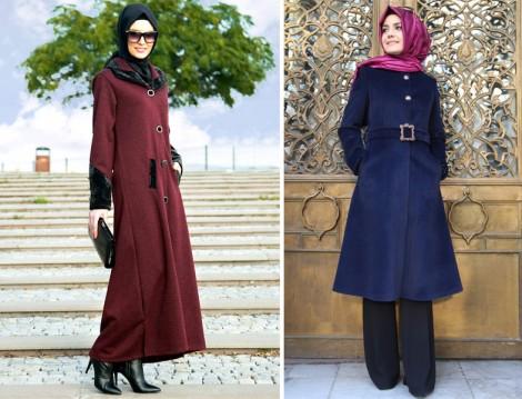 2015 Tesettür Giyim Kombinleri