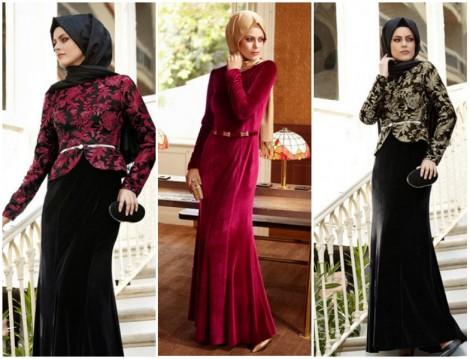 Alvina 2014-2015 Sonbahar Kış Abiye Elbise Modelleri