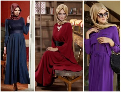 Alvina 2014-2015 Sonbahar Kış Elbise Modelleri