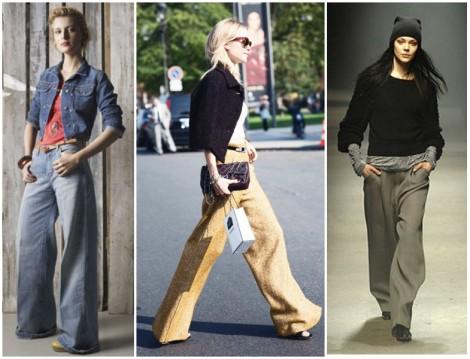 Bol Pantolon Modelleri