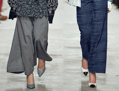 Sezonun Öne Çıkan Bol Pantolon Modelleri