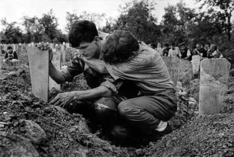 Bosna Hersek'te Savaş