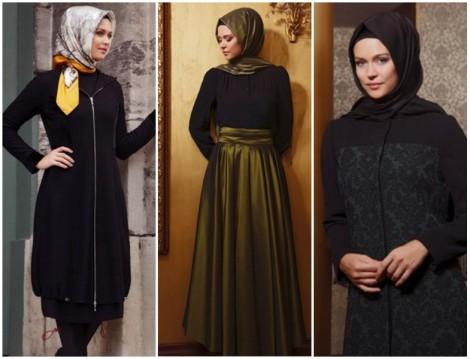 Boutique Armine 2014-2015 Sonbahar Kış Tesettür Giyim