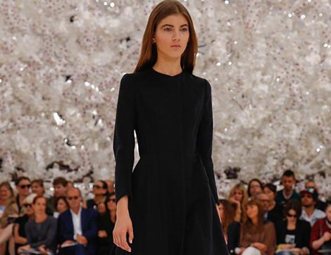 Christian Dior 2014-2015 Sonbahar Kış Koleksiyonu